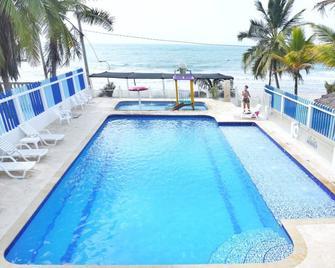 Hotel Playarena - Coveñas - Pool