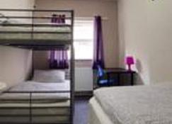 Russell Scott Hostels - Sheffield - Habitación
