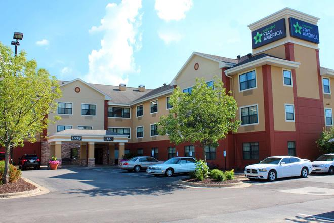 Extended Stay America - Madison - Junction Court - Madison - Building