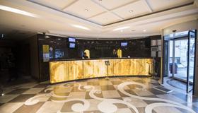 Midmar Hotel - Istanbul - Rezeption