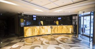 Midmar Hotel - איסטנבול - דלפק קבלה