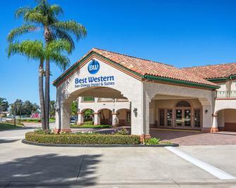 Best Western San Dimas Hotel & Suites - San Dimas - Building
