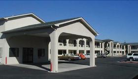 Ambassador Inn - Albuquerque - Building