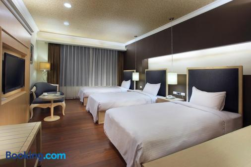 Hotel Modern Puli - Nantou City - Bedroom