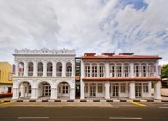 The Sultan (Sg Clean) - Singapur - Edificio