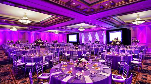 Sheraton Atlantic City Convention Center Hotel - Atlantic City - Banquet hall