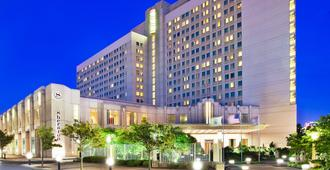 Sheraton Atlantic City Convention Center Hotel - Атлантик-Сити - Здание