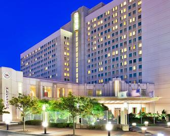 Sheraton Atlantic City Convention Center Hotel - Atlantic City - Gebouw