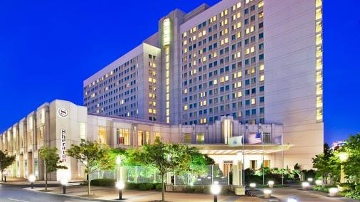 Sheraton Atlantic City Convention Center Hotel - Atlantic City - Rakennus