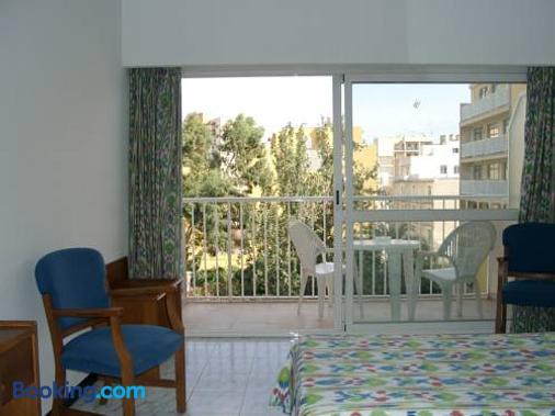 Hotel Amic Gala - Palma de Majorque - Balcon