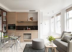 Eric Vökel Boutique Apartments - Copenhagen Suites - Copenhague - Sala de estar