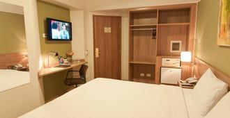 Summit Hotel Monaco - Guarulhos - Κρεβατοκάμαρα