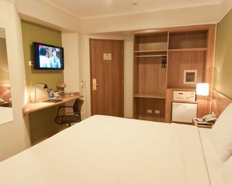 Summit Hotel Monaco - Guarulhos - Bedroom