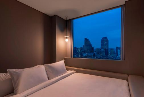 Hotel Cappuccino - Seoul - Bedroom
