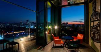 Hotel Cappuccino - Seoul - Balcony