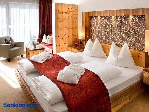 Bella Vista Hotel Emma - San Vigilio di Marebbe - Phòng ngủ