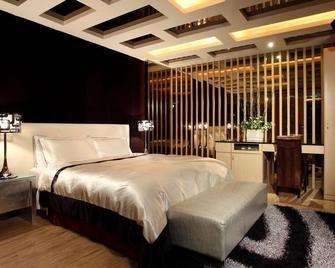 Mooncolor Motel - Đài Trung - Phòng ngủ