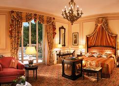 Olissippo Lapa Palace - Lissabon - Schlafzimmer