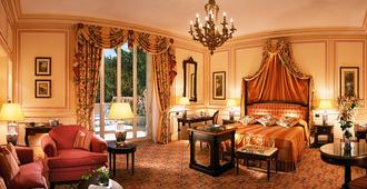Olissippo Lapa Palace - ליסבון - חדר שינה