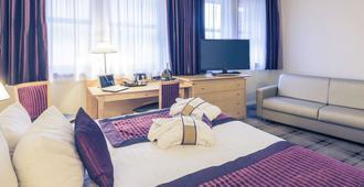 Mercure Tours Centre Gare Et Congrès - Tours - Bedroom