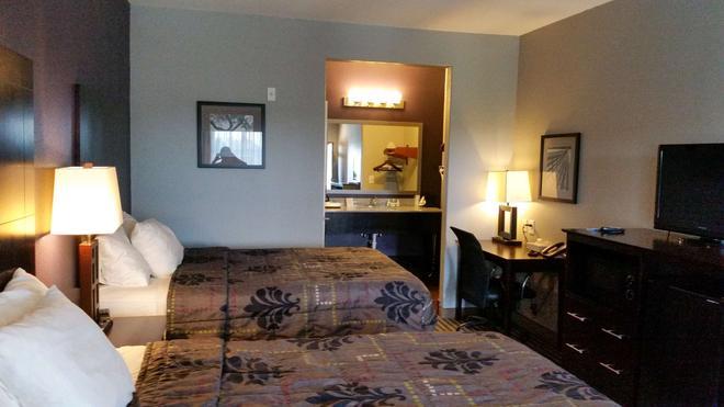 Studio 6 Beeville Tx - Beeville - Bedroom