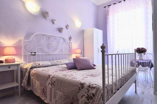 阿爾芭奇拉酒店 - 維亞雷焦 - 臥室