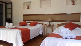 La Casa de Sillar - Arequipa - Camera da letto