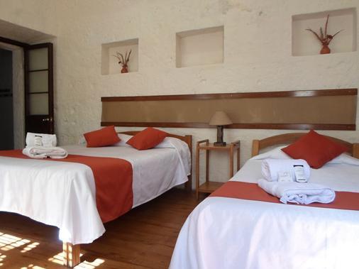 La Casa de Sillar - Arequipa - Makuuhuone
