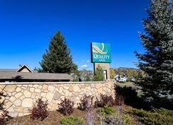 Quality Inn Near Rocky Mountain National Park - Estes Park - Edificio