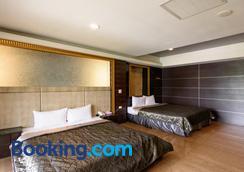 Harbor Elite Hotel - Nantou City - Bedroom