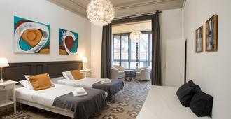 Casa Maca Guest House - Barcelona - Bedroom