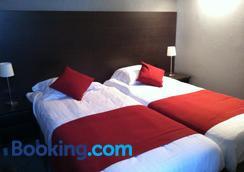 Hôtel du Nord - Compiègne - Bedroom