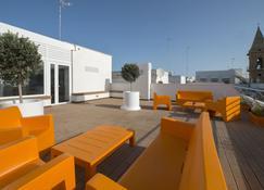 Apartamentos Maier - Cádiz - Balkon