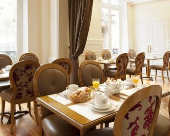 Best Western Hotel D'angleterre - Bourges - Restaurante
