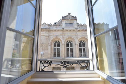 Best Western Plus Hotel D'Angleterre - Bourges - Parveke