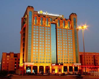 Zara Continental Hotel - Al Khobar - Edificio