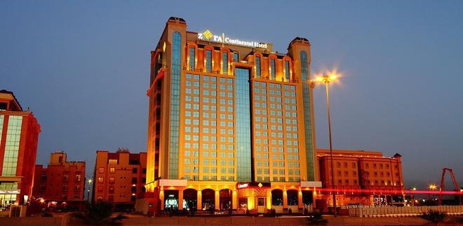 Zara Continental Hotel - Al Khobar - Building