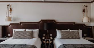 Hotel Californian - Santa Barbara - Camera da letto