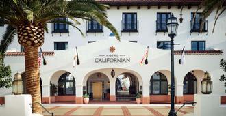 Hotel Californian - Санта-Барбара - Здание