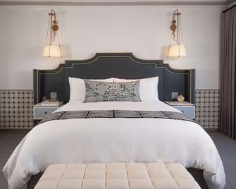 Hotel Californian - Santa Barbara - Bedroom