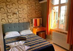 阿納多魯酒店 - 伊斯坦堡 - 伊斯坦堡 - 臥室