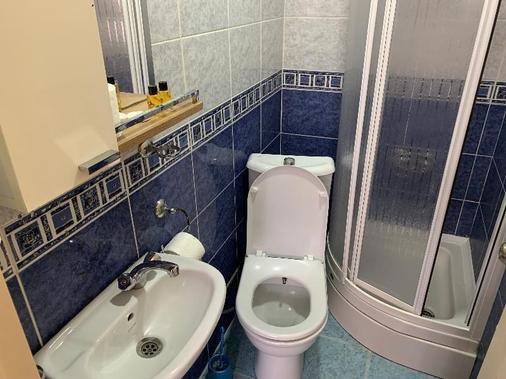 Anadolu Hotel - Istanbul - Bathroom