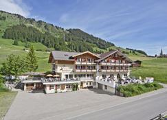 Hotel Steinbock - Mittelberg - Bâtiment