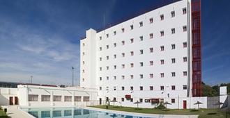 Albergue Inturjoven Jerez De La Frontera - Hostel - Jerez de la Frontera - Building