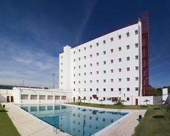Albergue Inturjoven Jerez De La Frontera - Hostel - Jerez de la Frontera - Gebäude