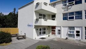 The Capital-Inn - Reykjavík - Gebäude