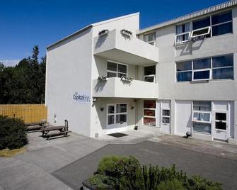 The Capital-Inn - Reykjavik - Building