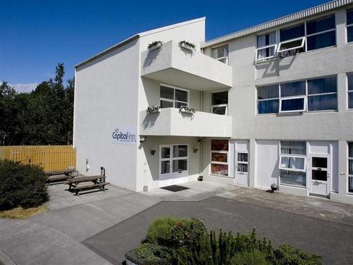 The Capital-Inn - Reykjavik - Rakennus