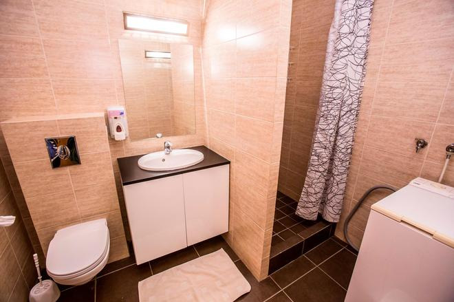 The Capital-Inn - Reykjavik - Bathroom