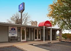 Americas Best Value Inn Lansing - Lansing - Building